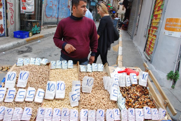 Packet of Nuts - Istanbul Street Food