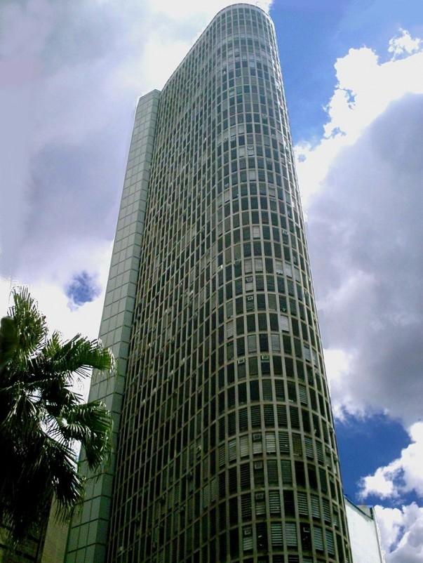 Itália Building in São Paulo
