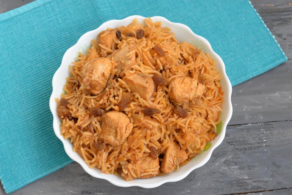 Saudi Arabian Kabsa Recipe