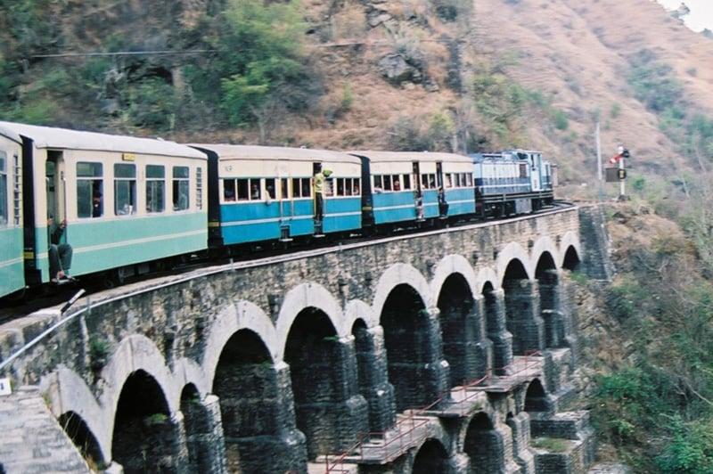 Kalka-to-Shimla (The Himalayan Queen)