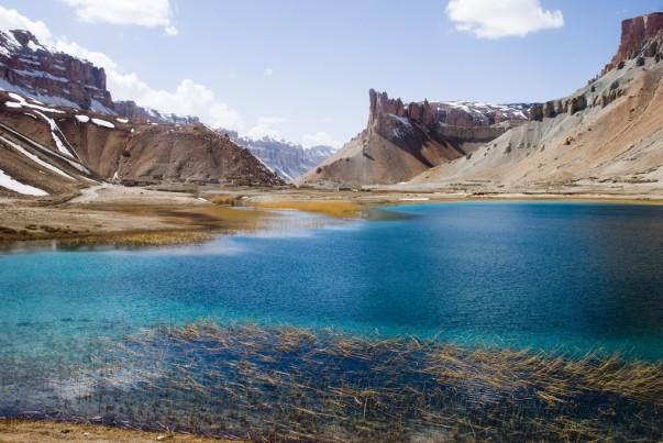Lakes at Band-e-Amir