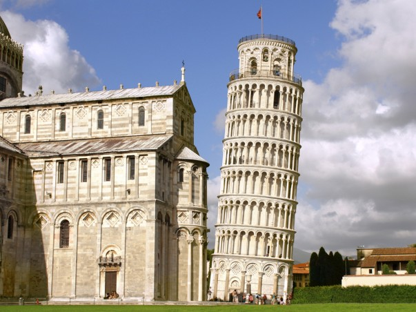 Top facts about Leaning Tower of Pisa