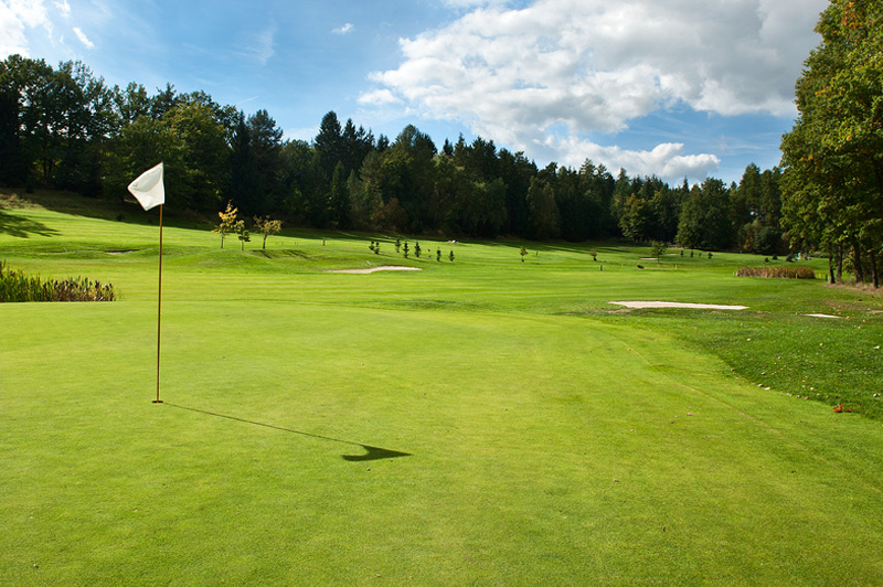 Madikeri Golf Course