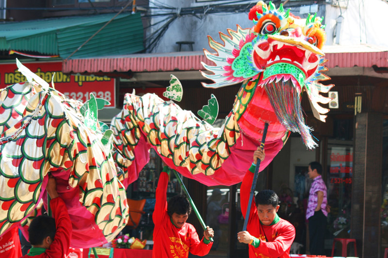 Chinese New Year Celebrations around the World