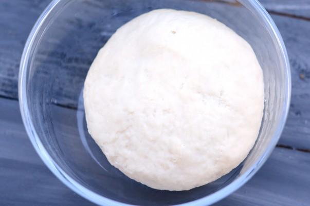 Mongolian Buuz - Dough