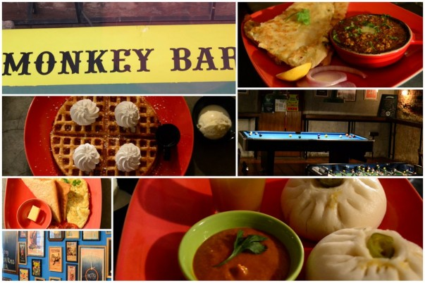 Monkey Bar, Bangalore - Restaurant Review