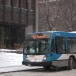 Montreal public transport