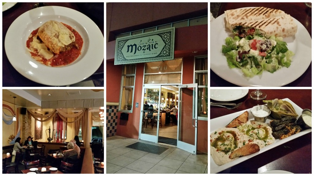 Mozaic, Santa Cruz — Restaurant Review