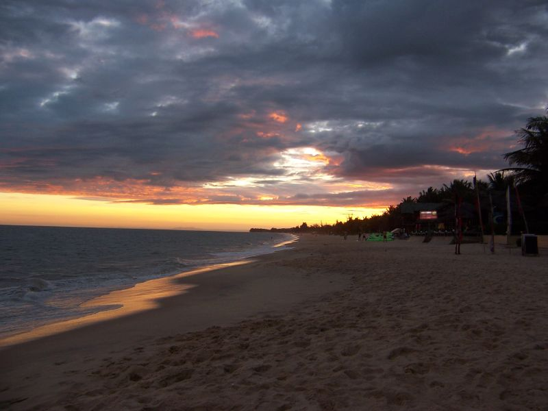 The Attractive Mui Ne Beach of Vietnam