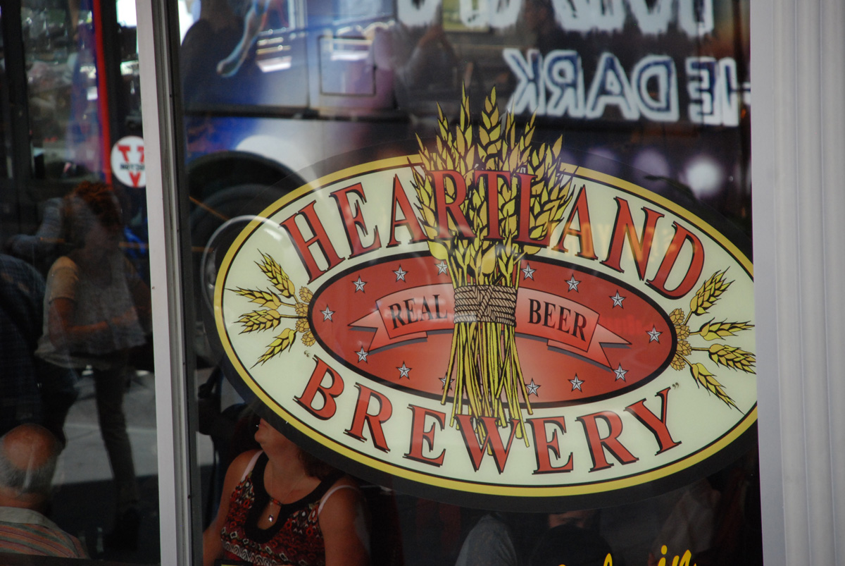 Heratland Brewery, New York