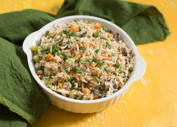 how to make oriental fried rice