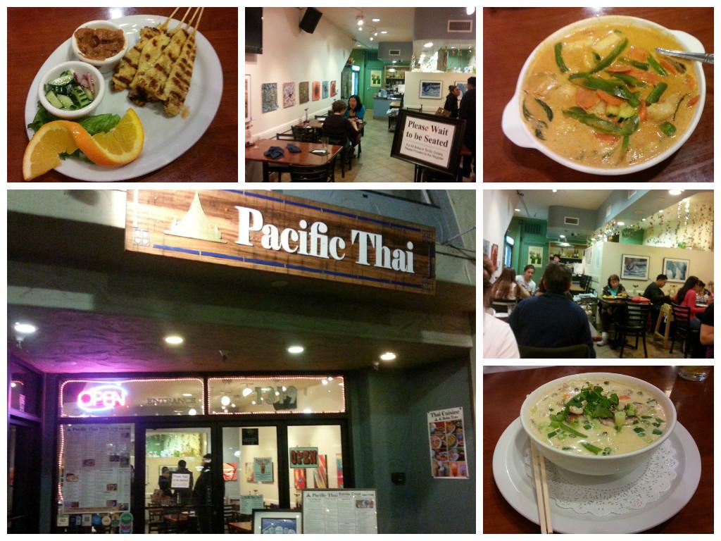 Pacific Thai Restaurant Review