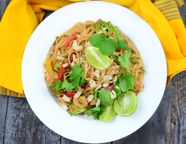 Pad Thai - Ready to be served