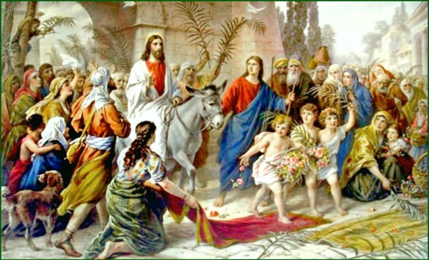 Palm Sunday Celebrations Around The World