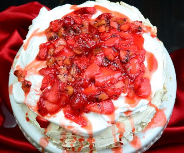 Pavlova - Ready For Serving