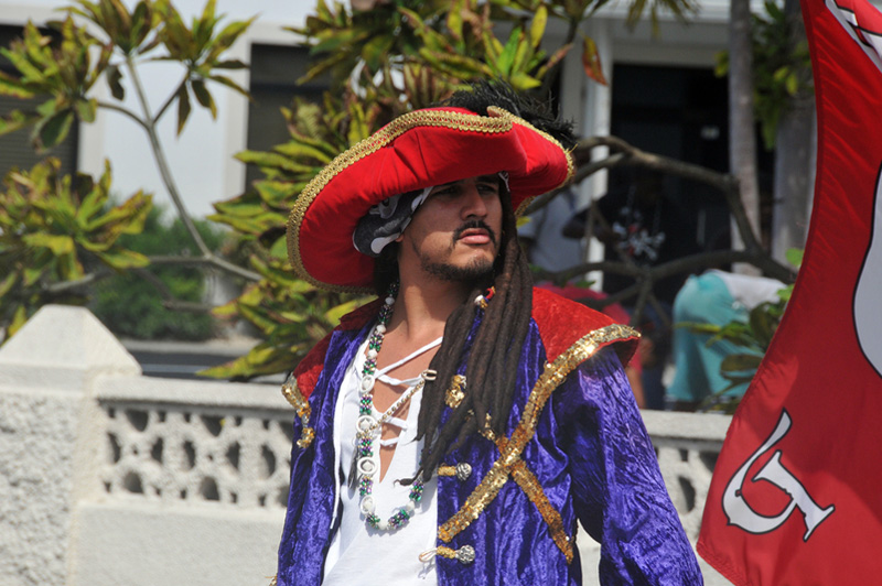 Pirates Week Festival Cayman Islands
