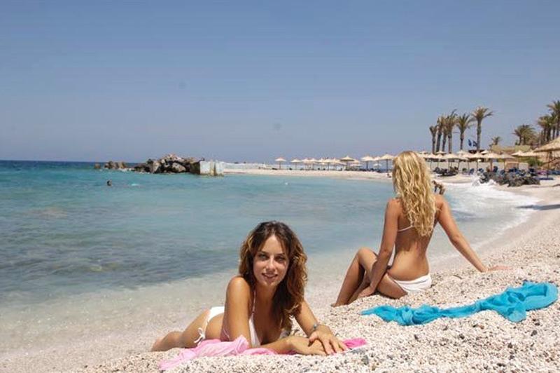 Red Beach,Crete,Greece