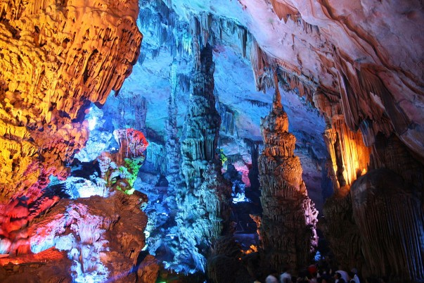 Reed Flute Cave : Nature's Art Palace