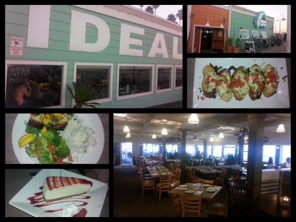 Ideal Bar and Grill, Santa Cruz - Restaurant Review