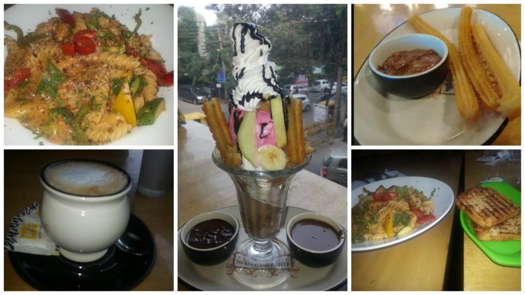 Chocolateria San Churro Restaurant Review, New Delhi