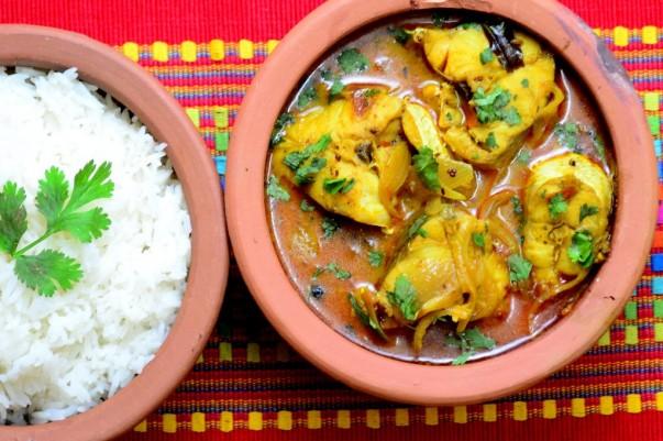 Sri Lankan Fish Curry Recipe