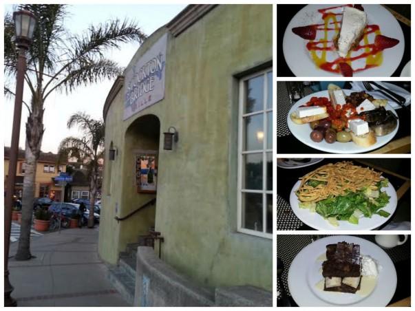 Stockton Bridge Grille, Capitola - Restaurant Review