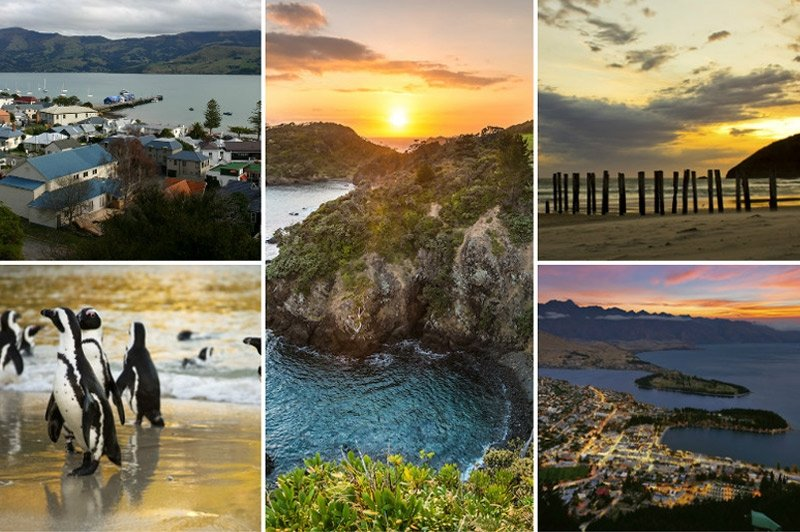 Top 6 Places in New Zealand to Watch the First Sunrise of 2016