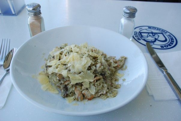 Bondi Icebergs Bistro Restaurant Review