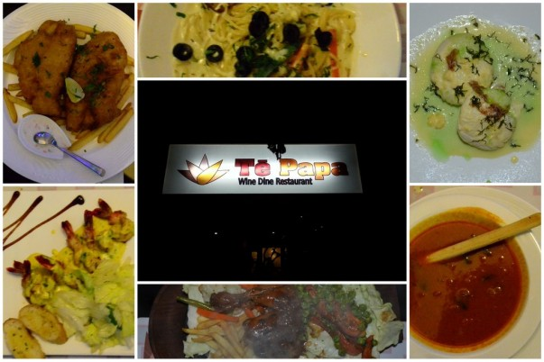 Te Papa, Bangalore: Restaurant Review