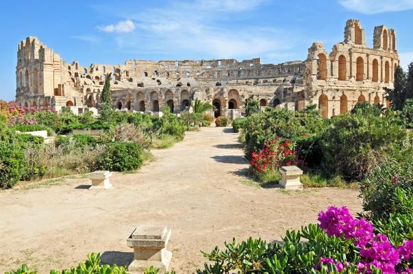 Thysdrus Amphitheater