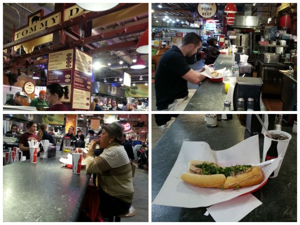 Tommy DiNic's at the Reading Terminal, Philadelphia- Review