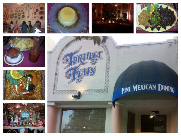 Tortilla Flats (Soquel) - Restaurant Review
