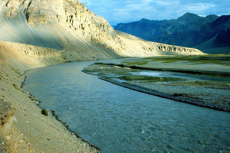 Trekking at Zanskar Valley
