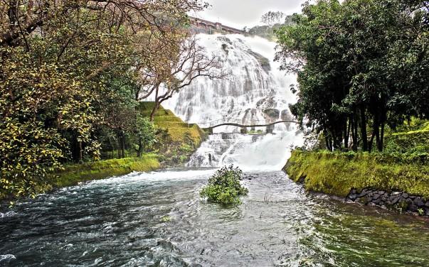 Umbrella falls at Bhandardara