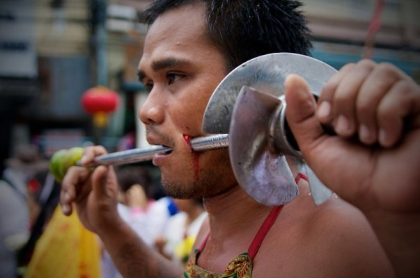 5 Weird Rituals and Traditions Around The World