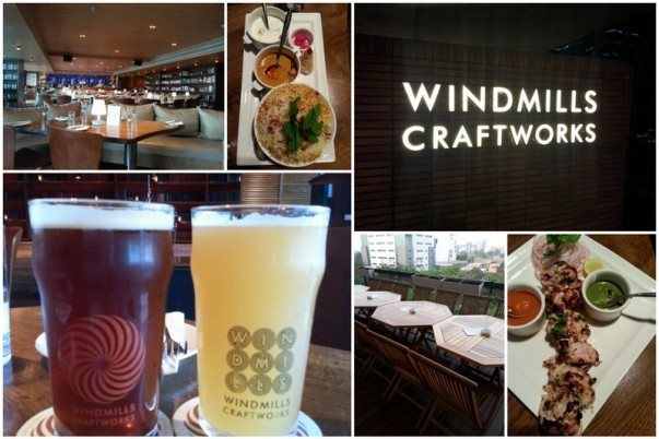 Windmills Craftworks, Bangalore – Restaurant Review