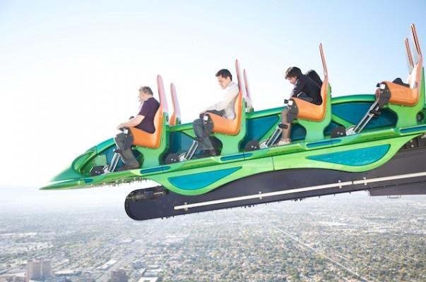 X-Scream Thrill ride