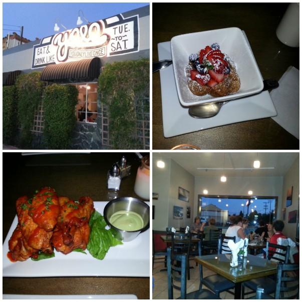 Yolo Restaurant, Santa Cruz
