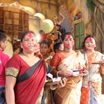 After the sindur khela