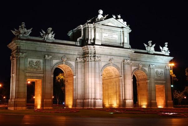 Alcala Gate (Puerta de Alcalá)