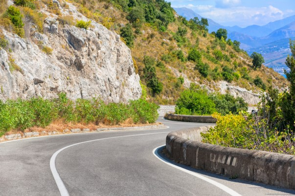 Amalfi Drive - One of the most Scenic Drives in Italy!