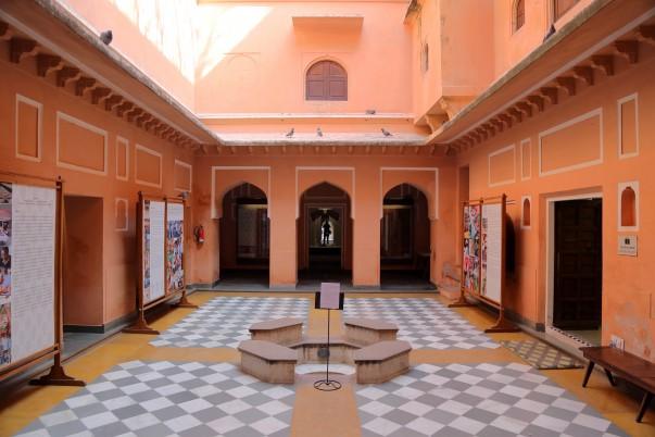 Anokhi Museum of Hand printing Courtyard