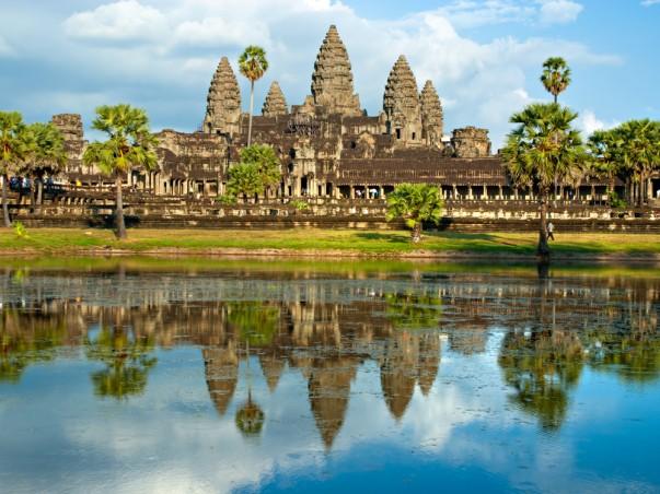 Hechos sobre Angkor Wat