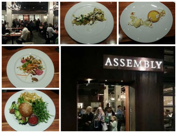 Assembly Restaurant Review