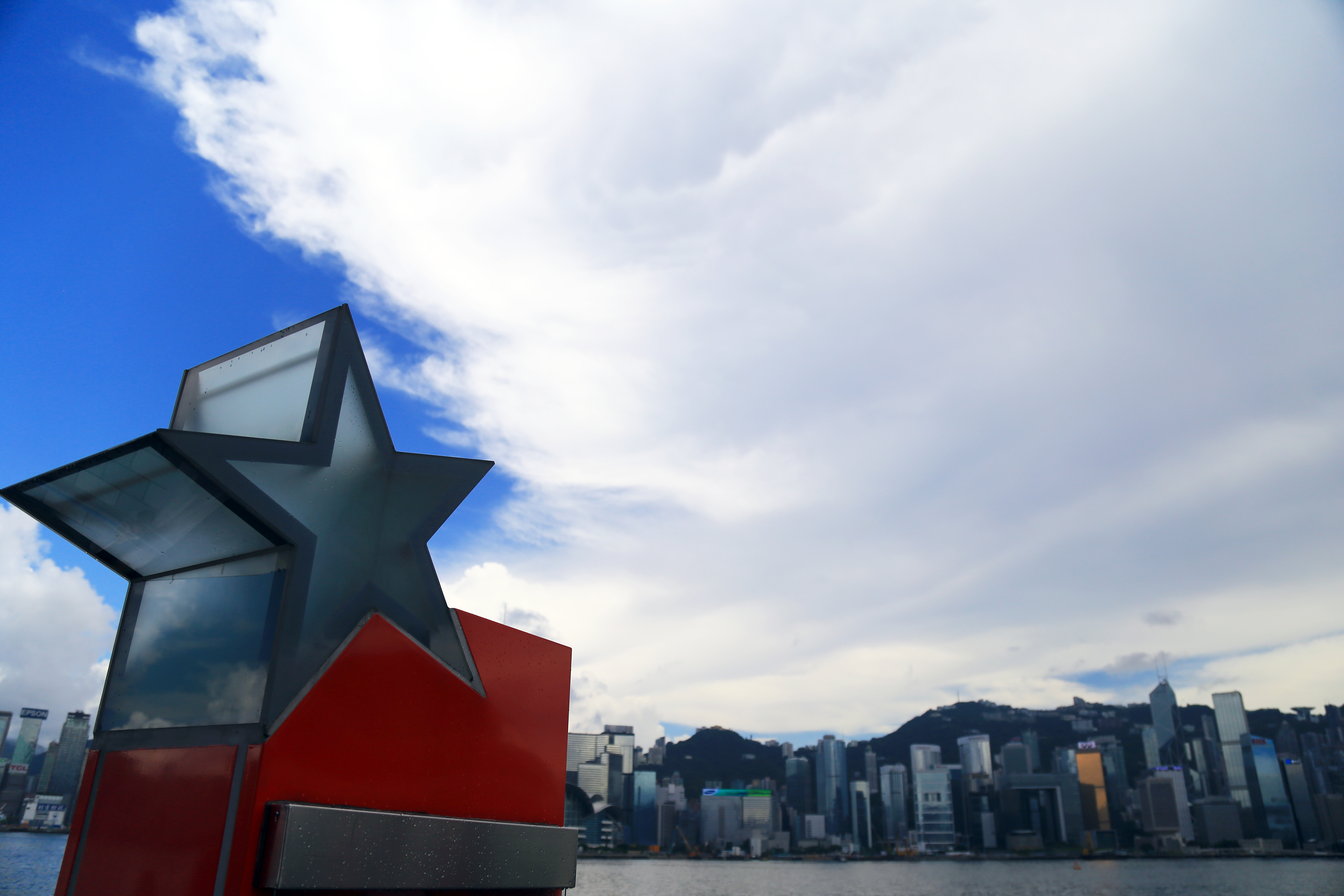 Avenue of Stars—Hong Kong's tribute to the Chinese film industry