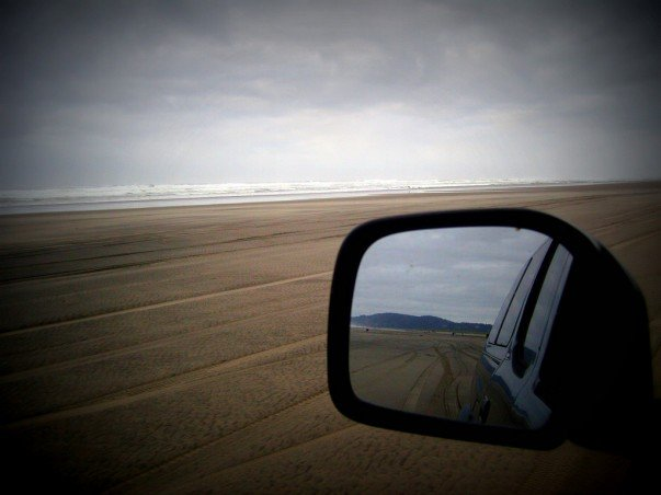 Up for a drive on the beach?