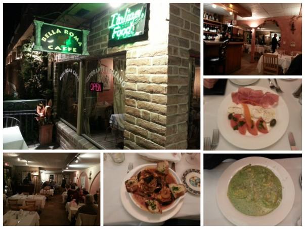 Bella Roma Capitola Restaurant Review