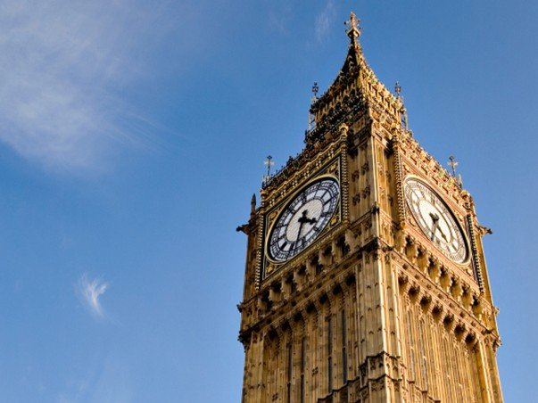 Facts about Big Ben in London