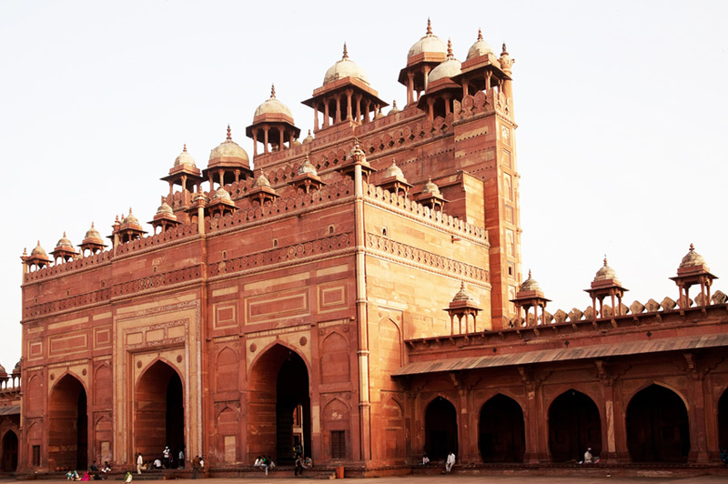 Fatehpur Sikri: one of the venues for Taj Mahotsav
