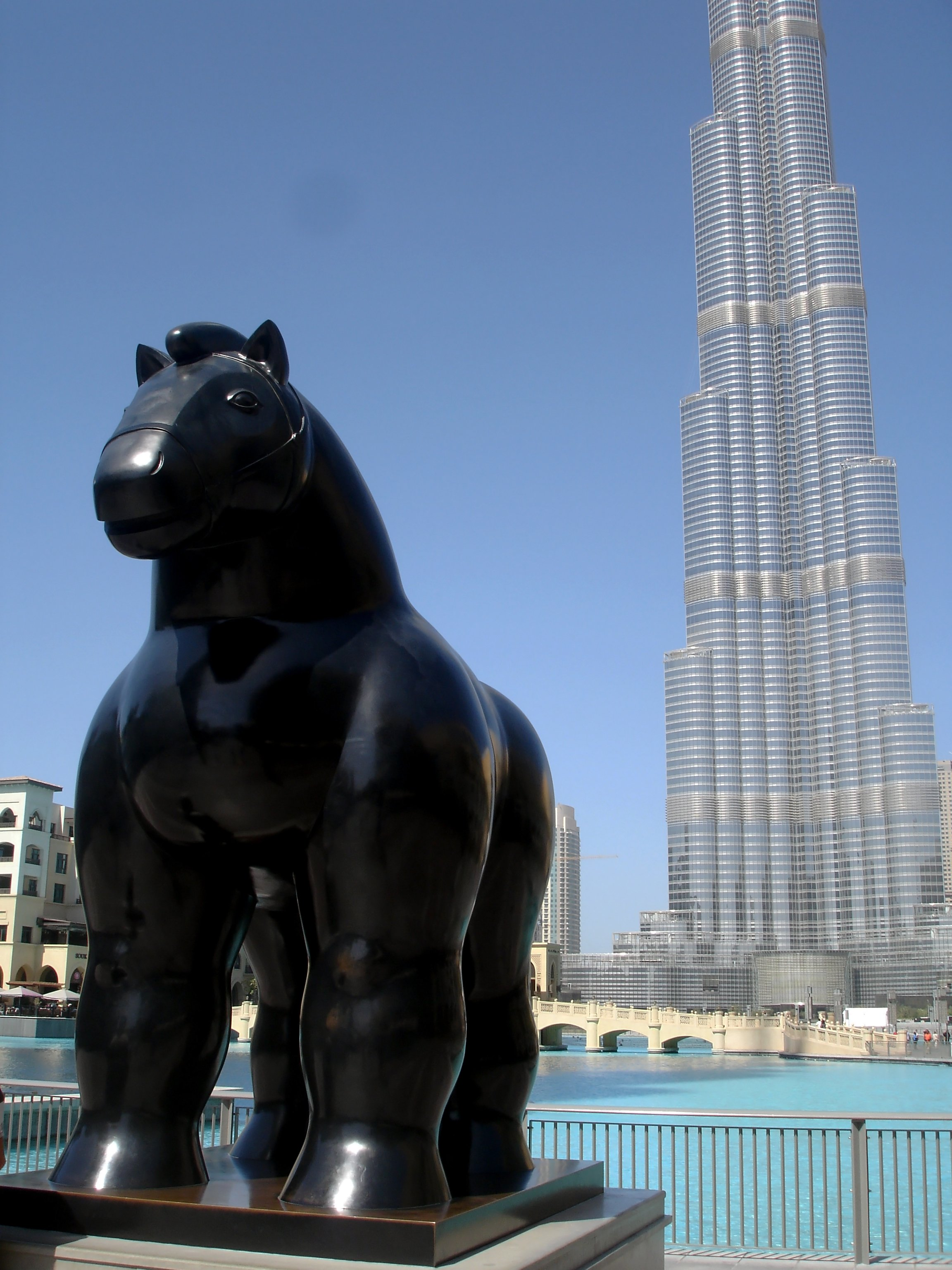 Burj Khalifa – Modern Icon of the Middle East